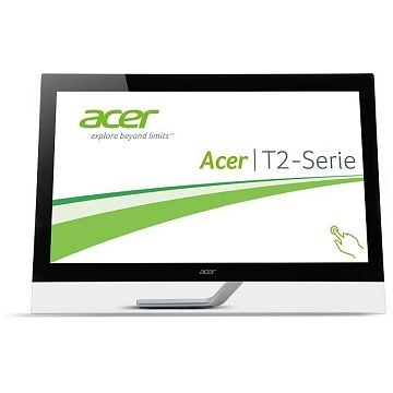 Acer T232HL, 23 Zoll LED, 1920 x 1080 Pixel Full-HD, DVI VGA HDMI USB, Schwarz