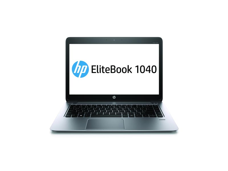 Hewlett-Packard HP Notebook Elitebook 1040 G3, Intel Core i7-6600U, 16GB DDR4 RAM, 512GB SSD, 14 Zoll, 2560 x 1440 Pixel, Windows 10 Pro