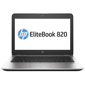 Hewlett-Packard HP Notebook Elitebook 820 G3, Intel Core i5-6200U, 8GB DDR4 RAM, 256GB SSD, 12.5 Zoll, 1920 x 1080 Pixel, Windows 10