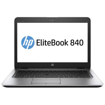 Hewlett-Packard HP EliteBook 840 G3, Intel Core i5 6200U, 4GB DDR4 RAM, 1TB HDD, 14 Zoll, 1920 x 1080 Pixel, Windows 10 Home