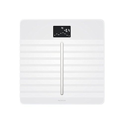 Nokia Body + / White  / Full Body Composition WiFi Scale