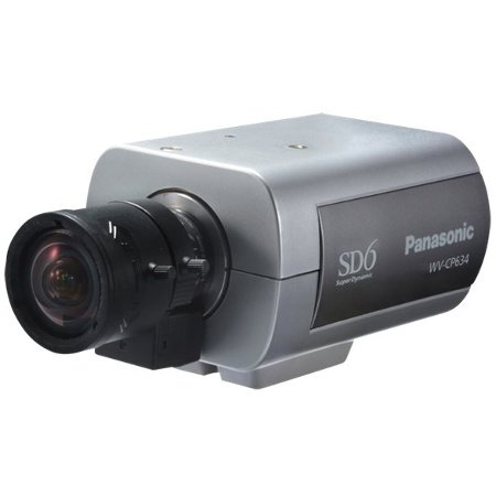 Panasonic Kamera Analog I-Pro WV-CP634E, Auflösung: color 650/ B/W 700TV lines