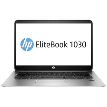 Hewlett-Packard HP Notebook Elitebook 1030 G1, Intel Core m5-6Y54, 8GB DDR3 RAM, 256GB SSD, 13.3 Zoll, 1920 x 1080 Pixel, Windows 10 Pro