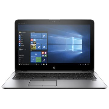 HP EliteBook 850 G3, Intel Core i7-6500U, 8GB DDR4 RAM, 256GB SSD, 15.6 Zoll, 1920 x 1080 Pixel, Windows 10 Pro