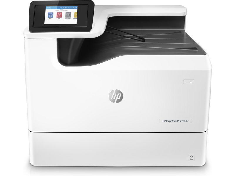 Hewlett-Packard HP 750dw, Farbe Tintenstrahl Drucker, A3, 35 Seiten pro Minute, Drucken, Duplex und WLAN