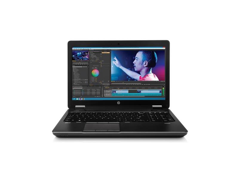 HP Notebook Zbook 15 G4, Intel Core i7-7700HQ, 16GB DDR4 RAM, 256GB SSD, 15.6 Zoll, 1920 x 1080 Pixel, Windows 10 Pro