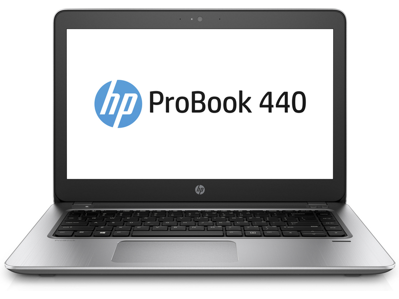 HP Notebook ProBook 440, Intel Core i5-7200U, 8GB DDR4 RAM, 1TB HDD, 14 Zoll, 1920 x 1080 Pixel, Windows 10 Pro
