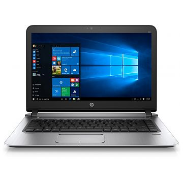 HP ProBook 440 G4, Intel Core i5-7200U, 8GB RAM, 256GB SSD, 14 Zoll, 1920 x 1080 Pixel, Windows 10 Home