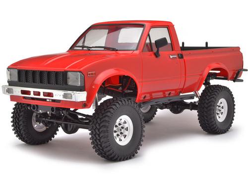 Trail Finder 2 Mojave 2 ARTR ARTR, Massstab 1:10, 4WD, mit RC-Anlage und Antrieb Servo, Mojave 2 Karosserie lackiert