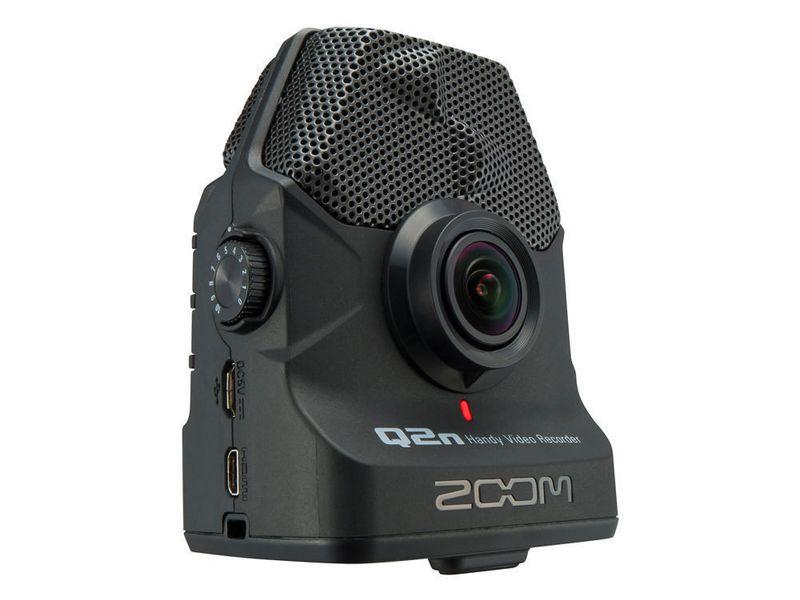 Zoom Videokamera Q2N Widerstandsfähigkeit: Keine, Bildschirmdiagonale: 1.77 \