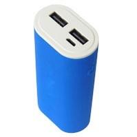ThumBox Power Tube 4400 Akkupack Navy Blue, 4400mAh-Akku, 2 USB-Ausgänge mit 1x 2100mAh