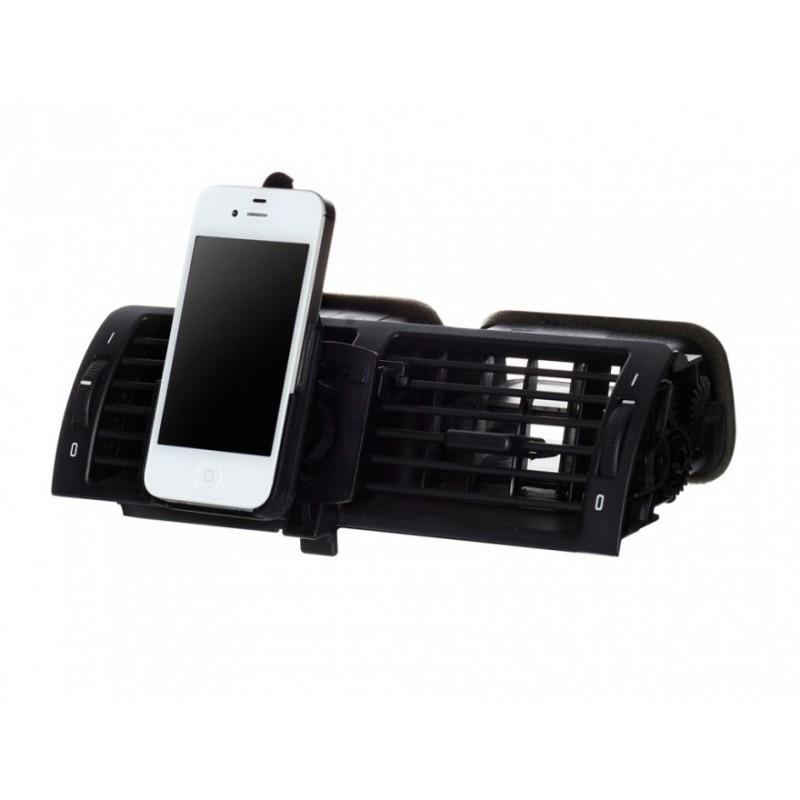 iPhone 4/4s Halterung Befestigung: Lüftungsschlitz, Eigenschaften: Drehbar, Mobiltelefon Kompatibilität: iPhone 4, iPhone 4s, Installationsort: Auto