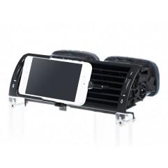 iPhone Halterung Car Befestigung: Lüftungsschlitz, Eigenschaften: Drehbar, Mobiltelefon Kompatibilität: iPhone 6, iPhone 6s, Installationsort: Auto