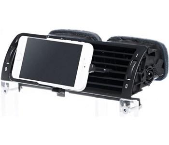 iPhone Halterung Car Befestigung: Lüftungsschlitz, Eigenschaften: Drehbar, Mobiltelefon Kompatibilität: iPhone 6 Plus, iPhone 6s Plus, Installationsort: Auto