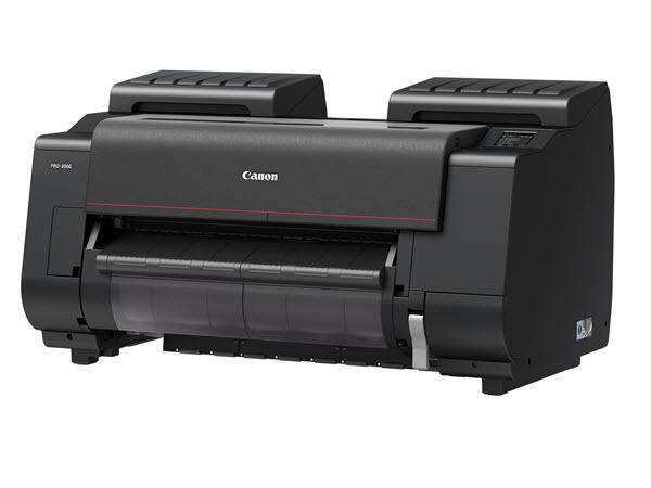 Canon Plotter imagePrograf PRO-2000 24\'\' (61cm)