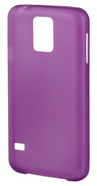 Xqisit Backcover iPlate UltraThin Samsung Galaxy S5 Kompatible Hersteller: Samsung, Farbe: Lila, Mobiltelefon Kompatibilität: Galaxy S5, Material: Kunststoff