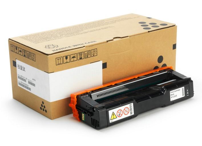 RICOH Print Cartridge Schwarz SP C252E HY 4.5K