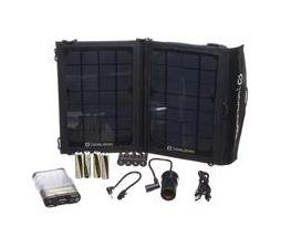 Guide 10 plus Nachlade Kit, Kit mit Nomad 7 Solarpanel und Guide 10 plus Recharger,