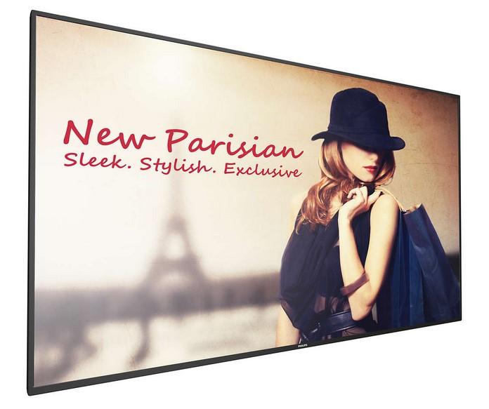 Philips Public Display 49BDL4050D/00 Farbe: Schwarz, Bildschirmdiagonale: 49 \