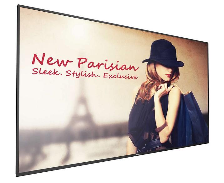 Philips Public Display 55BDL4050D/00 Farbe: Schwarz, Bildschirmdiagonale: 55 \