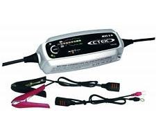 Ladegerät MXS 5.0, für 12V Batterien, max 5.0A, 8-Stufen Ladezyklus, Temperaturkompensation,