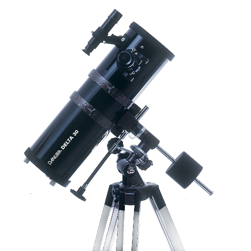 Danubia Teleskop Delta 30, D114/F1000mm, Typ: Reflektor (Spiegelteleskop)