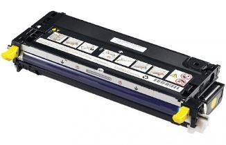 Toner Dell 593-10168 yellow, 4000 Seiten, zu Dell 3110cn