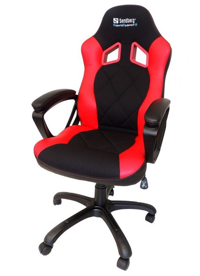 SANDBERG EsportsEquipment Warrior Gaming Chair Buerostuhl