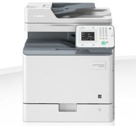 Canon imageRUNNER C1225iF, Farblaser Drucker, A4, 25 Seiten Pro Minute, Drucken, Scannen, Kopieren, Fax, Duplex und WLAN