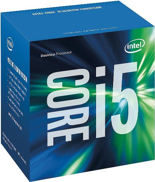 Core i5 7600K 3.8 GHz