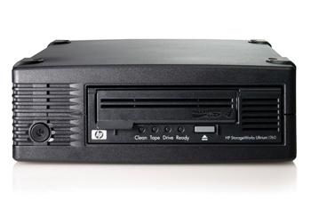 HP StoreEver Tape Drive LTO-4 Ultrium 1760 SAS Extern, incl. 5 pieces of media, GOLDEN OFFER