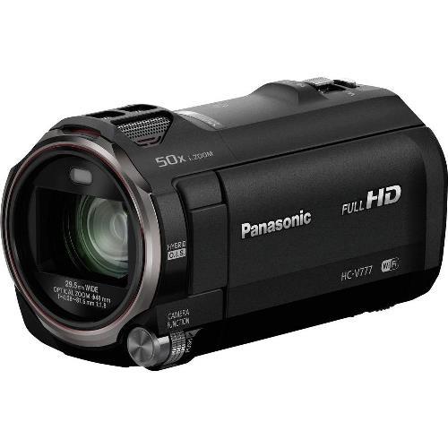 Panasonic HC-V777EG-K, Flash Card, Full HD, 3\