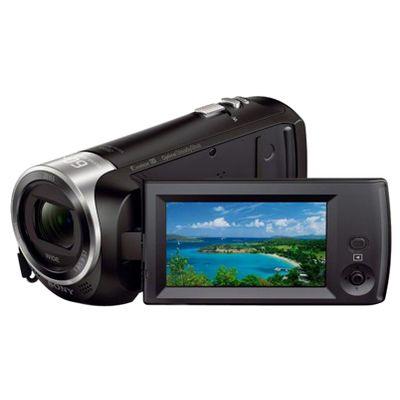Sony Videokamera HDR-CX405B, Widerstandsfähigkeit: Keine, Bildschirmdiagonale: 2.7 \