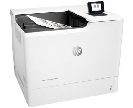 Hewlett-Packard HP M652dn, Farblaser Drucker, A4, 47 Seiten pro Minute, Drucken, Duplex