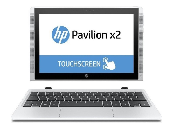 HP x2 210 G2, Intel Atom x5 Z8350, 4GB DDR3 RAM, 64GB SSD, 10.1 Zoll, 1280 x 800 Pixel, Windows 10 Pro
