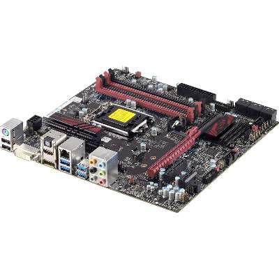 Mainboard C7Z170-M Arbeitsspeicher Bauform: UDIMM, Arbeitsspeicher-Typ: DDR4, PCI Steckplätze: Keine, PCI-Express Steckplätze: 1x PCI-Express 3.0 x16, 1x PCI-Express 3.0 x4, 1x PCI-Express 3.0 x1, Integrierte Grafik, Prozessorsockel: LGA 1