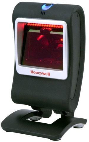 Barcodescanner Honeywell Genesis MS-7580, black, USB, 2D/1D, PDF17 Codes,