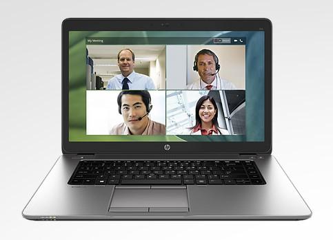 Hewlett-Packard HP EliteBook 755 G2, AMD A-Serie A10 PRO, 8GB DDR3 RAM, 256GB SSD, 15.6 Zoll, 1920 x 1080 Pixel, Windows 10 Pro