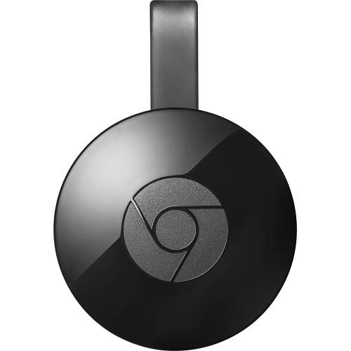 Google Chromecast 2015, HDMI Streaming Player, Google Apps, Streaming, WLAN 802.11ac,