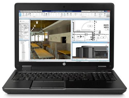 Hewlett-Packard HP ZBook Studio G3, Intel Core Xeon E3-1505MV5, 16GB DDR4 RAM, 512GB SSD, 15.6  Zoll, 3840 x 2160 Pixel, Windows 10 Pro