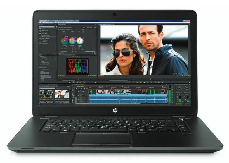 Hewlett-Packard HP Zbook 15u G3, Intel Core i7 6500U, 8GB DDR4 RAM , 256GB SSD, 15.6 Zoll, 3840 x 2160 Pixel, Windows 10 Pro