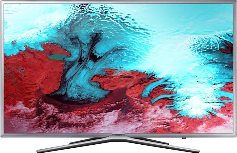 TV UE40K5670 40 inch LED Flat FHD PQI 400 silver Wide Color Enhancer+ WiFi Quad-Core