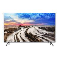 SAMSUNG TV 208 cm 82 Zoll 4K UE82MU7000 LED Ultra HD PQI 2300 Dynamic Crystal Color HDR 1000 UHD Dimming, Ultra Clean View