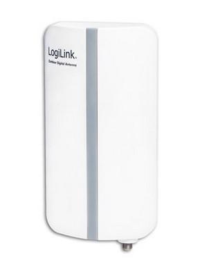 LogiLink DVB-T Outdoor Antenne, wei?