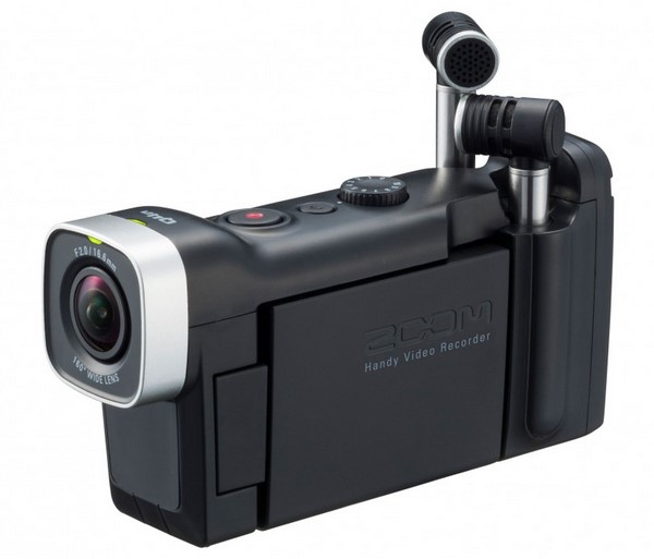 Zoom Videokamera Q4N Widerstandsfähigkeit: Keine, Bildschirmdiagonale: 2 \