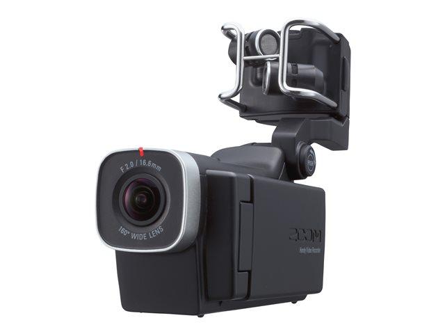 Zoom Videokamera Q8 Widerstandsfähigkeit: Keine, Bildschirmdiagonale: 2.7 \