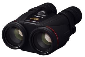 Canon Fernglas 10x42L IS WP, opt.Bildstabilisator, 10fache Vergrösserung