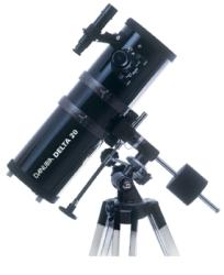 Danubia Teleskop Delta 20, D114/F1000mm, Typ: Reflektor (Spiegelteleskop)