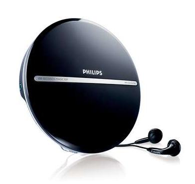 Philips EXP2546, Portabler MP3 CD Player, für CD, CD-R und CD-RW