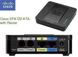 Analoger VoIP-Tel.adapter m. R Telefonadapter, 2 FXS Port Configuration, 1 WAN Port, 1 LAN Port. SVC2. NMS